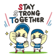 横浜F・マリノス Stay Strong Together