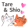 Tare&shio Sticker 1