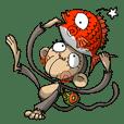 ELEGANT KIIMO Monkey