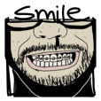 Funny Man Can Smile