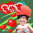 トマトのお兄さん(ちゃす)