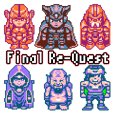 Final Re-Quest Sticker