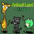 Animal Land - Frog - in English