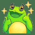 Gaga Penny Frog