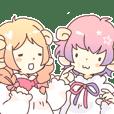 羊耳的女孩 阿尼和奥斯卡