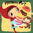 HosannArt Funny children characters
