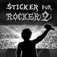 STICKER FOR ROCKER [Ver.2]