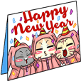 CatRabbit : New Year