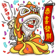 CatRabbit: CNY Red Fire Monkey