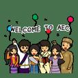 ASEAN Sticker 2