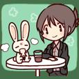 """""""Usami-senpai and I"""""""