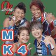 OZアカデミー MK4の元気が出るスタンプ!