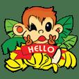 Ta-Mon monkey