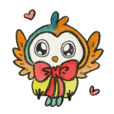 very cute owl