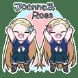 ジョアンナ & ローズ