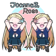 joanna & rose