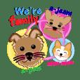ぽんちゃん の 家族