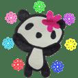 PANDA Stickers 1