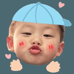 baby boy life Stickers(C)