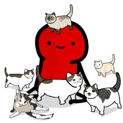 Red's 11 Cats