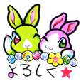 JunkoSasaki Daily conversation of rabbit