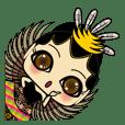 Peri Garuda Nusantara Imut
