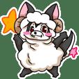 Sheep Wolf Sticker