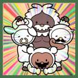 Moo! Moo! & Friends! ゆるゆる天国 ⑤