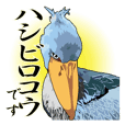 Good condition Shoebill