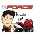 G-FORCE moto let's ride
