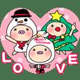 3 pigs 3