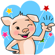 HONEY PIG 甜心小豬 III