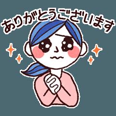 Honorific Expressions -Girls Ver.-