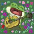 嘎嘎蛙 1 (中文)
