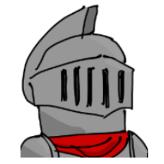 Knighty Stickers