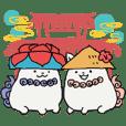"Okinawan lion's ""Uchina"" time!"