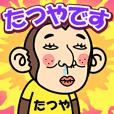 お猿の『たつや』2