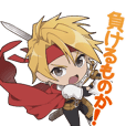 Tales of  Series SD Stickers Vol.1