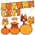 kitchen cats -Autumn Party-