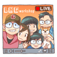 LNG Sticker #01