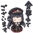 MAITETSU  -pure station- Sticker