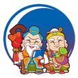 Moon gong gong & Moon po po