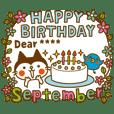 お祝いの言葉 CATS & PEACE 27