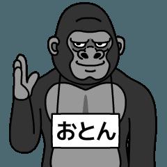 oton is gorilla