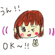 Cute family stickers3