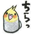 消しゴムはんこの色んな鳥