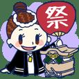 Danjiri Girl