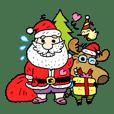 Santa Happy