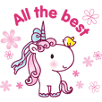 pink princess rabbit story5