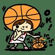 がんばれ!バスケットボール